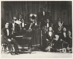 Duke Ellington and the Washingtonians Archives Center - NMAH