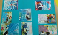Rosina Wachtmeister - Katzen 1 Painting, Art, Art Education Resources, Printing, Cats, Painting Art, Paintings, Kunst, Paint