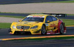 David Coulthard - DTM 2014