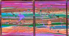 'They Laugh As They Watch Us Then Go Home' edwarddemarsh.com Abstract Art, Watch, Clock