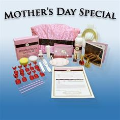 Mother's Day Sale!! Freedom Impression Kit for only $139.95! Get yours before it ends on Mother's Day!