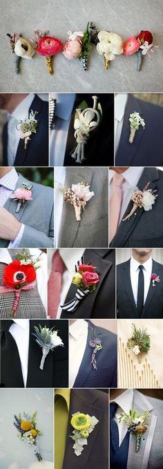 Floral Wedding, Diy Wedding, Wedding Colors, Dream Wedding, Wedding Day, Groomsmen Boutonniere, Groom And Groomsmen, Corsage Wedding, Wedding Bouquets