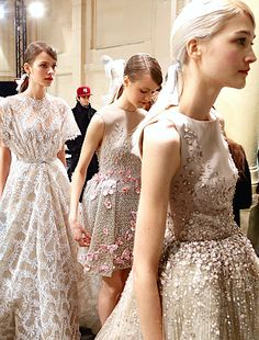 Georges Hobeika Haute Couture Spring/Summer 2015