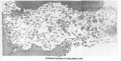 Había más de 1.000 iglesias armenias, 90 diócesis y más de 5.000 clérigos en el Imperio Otomano ante el genocidio armenio, dijo el Catholicos de todos los armenios Karekin II a periodista extranjero.