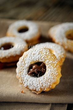 Veg Recipes, Healthy Dessert Recipes, Delicious Desserts, Yummy Food, Stevia, Biscotti Cookies, Italian Cake, Sweet Little Things, Food Humor