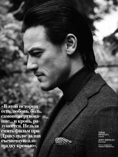 Luke Evans Cover InStyle Man Russia October 2014 image Luke Evans InStyle Man Russia Photo October 2014 005