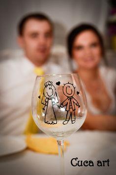 Naše svadobné pohare