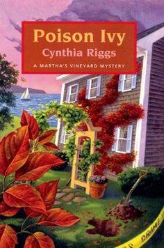 Poison ivy : a Martha's Vineyard mystery / Cynthia Riggs.