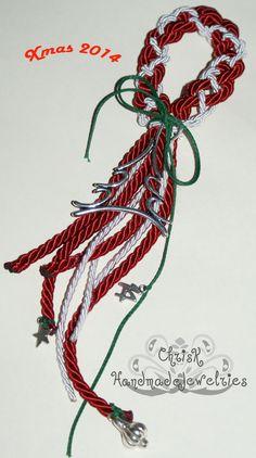 Red silver xmas tree (020)