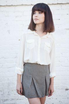 Brandy ♥ Melville | Kaitlee Skirt - Bottoms - Clothing WILL BUY YOU SOON