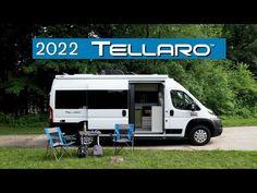 2022 Tellaro Class B Camper Van From Thor Motor Coach - YouTube Small Motorhomes, Class B Motorhomes, Class B Camper Van, Class B Rv, Van Life, Thor, Recreational Vehicles, Vans, Youtube