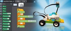 Programming Lego WeDo 2.0 with Tynker | Tynker Blog