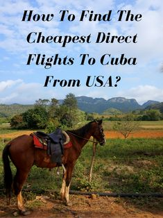 How to Find Cheap Direct Flights to Cuba from USA