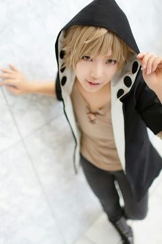 Shuuya Kano   Kagerou Days #cosplay #anime