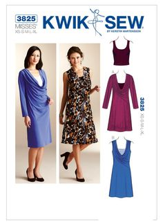 K3825 | Kwik Sew Patterns