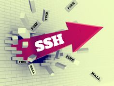 How to Setup SSH Tunneling to Bypass a Firewall -