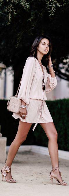 RAMY BROOK Paris dress // Fashion Look by VivaLuxury