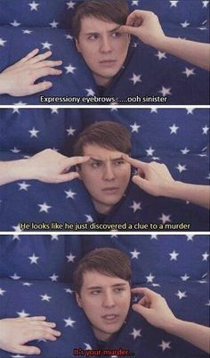 Dan Howell and Phil Lester