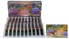 ALCACHOFA - The Original- By Grupo Nutravida Vida 1 Caja con 30 Apollettas and Alcachofa Tea, 30 Bags - Value Pack by GN Vida Alcachofa >>> Insider's special review you can't miss. Read more  : Weight loss Supplements