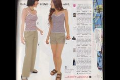 Ohh my, do you remember delia's 1999 catalog? We were so cool back then.