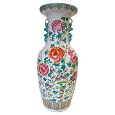 Check out this item at One Kings Lane! Chinese Baluster Vase