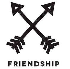 Native American symbol for friendship
