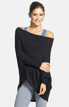 great top to throw on for working out