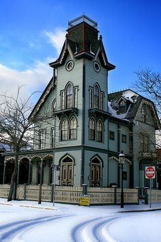 Cape May's historic Abbey RP by DCH Paramus Honda Team Leader CJ Slitas http://cj-slitas.dchparamushonda.com