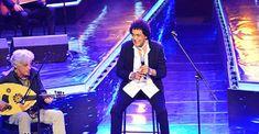 بعد إصابته محمد منير يفتتح مهرجان الموسيقى العربية جالسا Concert