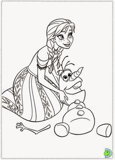 29 Ideas Drawing Disney Olaf Coloring Pages Train Coloring Pages, Cool Coloring Pages, Cartoon Coloring Pages, Disney Coloring Pages, Animal Coloring Pages, Free Printable Coloring Pages, Coloring Books, Animation Sketches, Cartoon Sketches