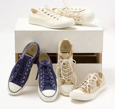 Beauty & Youth x Converse Chuck Taylor All Star Ox Converse All Star Ox, Converse Chuck Taylor All Star, Shoes Heels Boots, Shoes Sneakers, Weird Fashion, Footwear, Youth, Leather, Guy Boots
