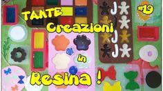 Guardiamo insieme le TANTE nuove creazioni in Resina! #19 • •• AhC •• •