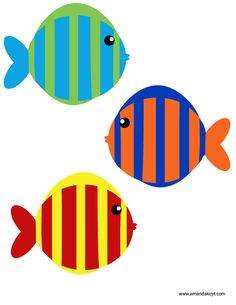 Fish from Primary Under the Sea Printable Photo Booth Prop Set James And Giant Peach, Photobooth Props Printable, Creative Party Ideas, Foam Crafts, Kids Crafts, Ocean Themes, Printable Designs, Photo Booth Props, Craft Work