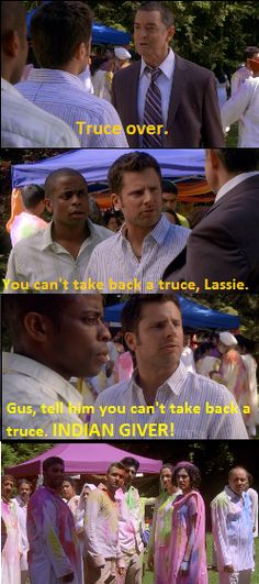 Oh Psych... you are my favorite.