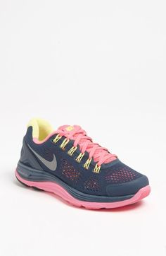 Nike 'LunarGlide+ 4' Running Shoe (Women) available at #Nordstrom