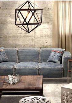 Industrial Chic Furniture & Decor