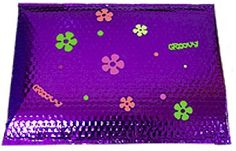 Groovy Sit Upon Pad. Water proof pouches with bubble liners for an economical cushion. Take this on your hike for when you want to sit and have a break. From MakingFriends.com