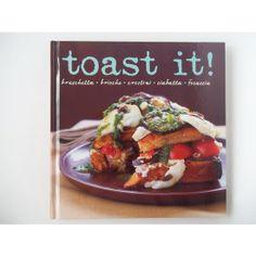 Toast It! Cookbook of Toasted Sandwiches #huntersalley