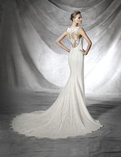 Talos by Pronovias exclusive to White Lily Couture. Visit www.whitelilycouture.com.au to schedule your private consultation!