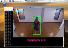 Raspberry pi 4 TensorFlow Object Detection On June 2019 Raspberry pi announce new version of raspberry pi board. Diy Electronics, Electronics Projects, Raspberry Pi Projects, Computer Vision, Smart Home, Engineering, Coding, Robotics, Drones