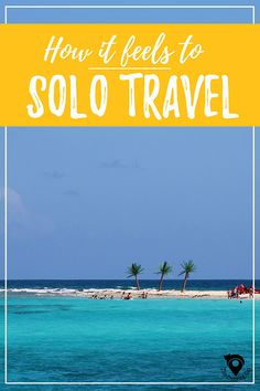 """It wasn't until 2016 that I started solo traveling. I get empty looks and concerned remarks from friends at times when I tell them about my solo travel adventures. """"Why would you do that? Why don't you go with someone else? It's so dangerous!"""" If you've played the solo travel game, you are probably more than familiar with those remarks and glances others may show you. I get it. Solo travel CAN be scary and dangerous. But it also CANNOT be!   I personally started solo traveling when I real..."""