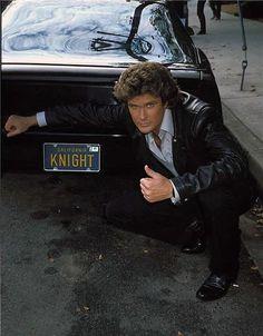 knight rider. Who didn't want a talkin car??!!