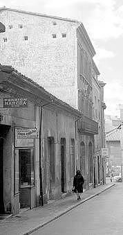 fotos antiguas calle altamirano oviedo
