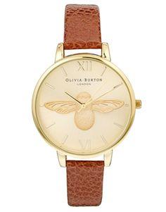 Image 1 ofOlivia Burton Moulded Bee Watch