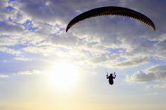Paraglider, Georgia