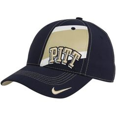 Nike Pittsburgh Panthers Navy Blue Legacy 91 Players Performance Swoosh Flex Hat