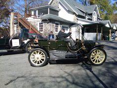 Stanley Steam Car - Marshall Steam Museum at Auburn Heights Preserve - Yorklyn, Hockessin DE