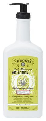 J. R. Watkins Daily Moisturizing Lotion - Aloe & Green Tea