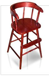 Youth Chair...had one for my first child, and just bought one for my youngest grandson. They are perfect for the little toddlers after they get too big for the high chair and not big enough for a dining chair. <3 these.