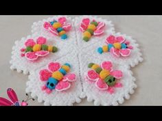 The Creator, Elsa, Crochet Necklace, Weaving, Kids Rugs, Youtube, Pattern, Instagram, Crochet Collar